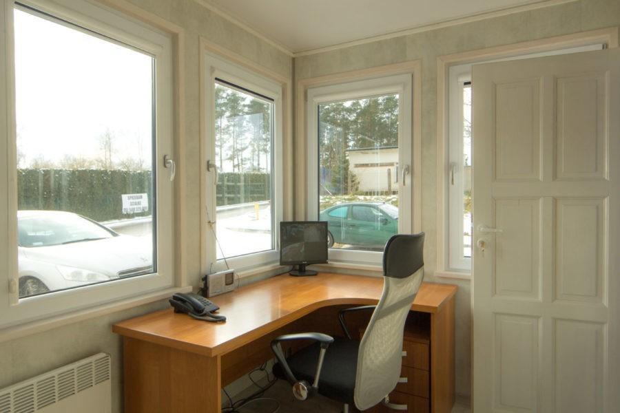 5 Mobiles Büro